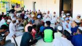 পরিকল্পনা মন্ত্রীর রোগমুক্তি কামনায় পাথারিয়া ইউনিয়ন সমাজকল্যাণ পরিষদের দোয়া মাহফিল অনুষ্ঠিত