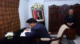 ইন্দোনেশিয়ার সাবেক রাষ্ট্রপতি হাবিবির মৃত্যুতে শোক বইয়ে স্বাক্ষর করলেন পররাষ্ট্রমন্ত্রী